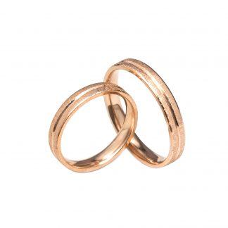Snubní prsteny vzor 6