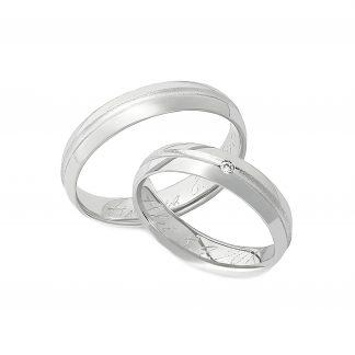 Snubní prsteny vzor 10