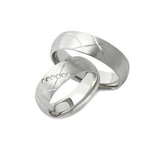 Snubní prsteny vzor 23