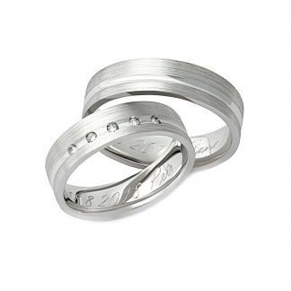 Snubní prsteny vzor 30