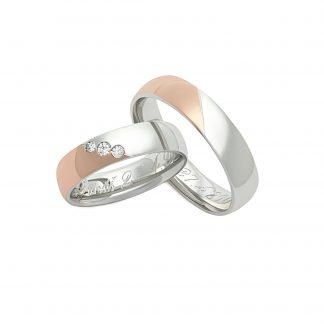 Snubní prsteny vzor 55