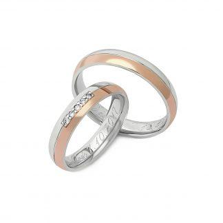 Snubní prsteny vzor 57