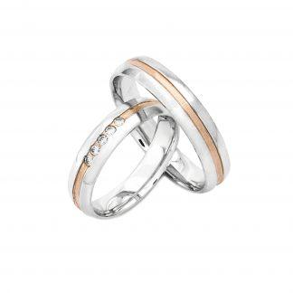 Snubní prsteny vzor 59