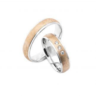 Snubní prsteny vzor 62