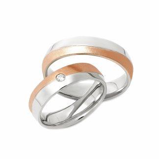 Snubní prsteny vzor 76
