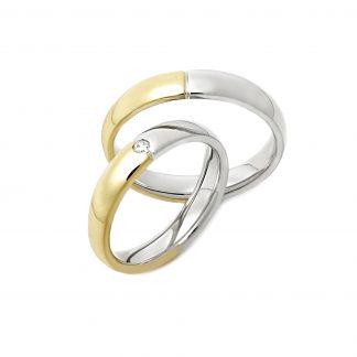 Snubní prsteny vzor 82