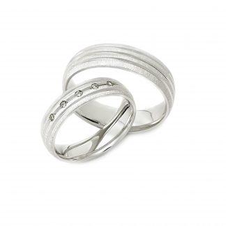Snubní prsteny vzor 83