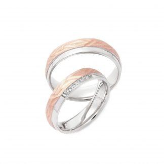 Snubní prsteny vzor 85