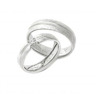 Snubní prsteny vzor 98