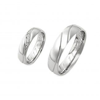 Snubní prsteny vzor 102