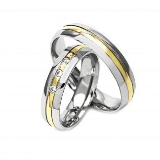 Snubní prsteny vzor 103