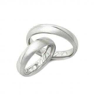 Snubní prsteny vzor 105