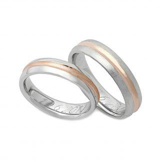 Snubní prsteny vzor 106