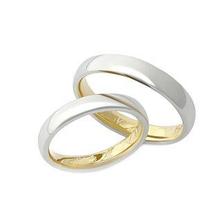 Snubní prsteny vzor 109