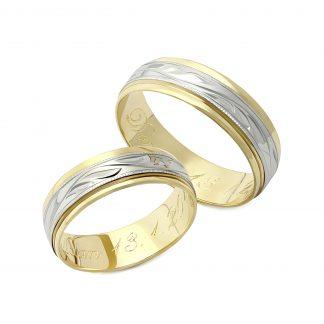 Snubní prsteny vzor 120