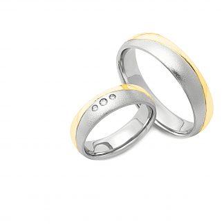 Snubní prsteny vzor 126