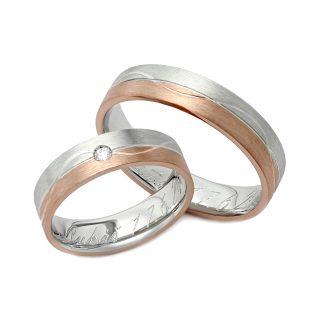 Snubní prsteny vzor 127