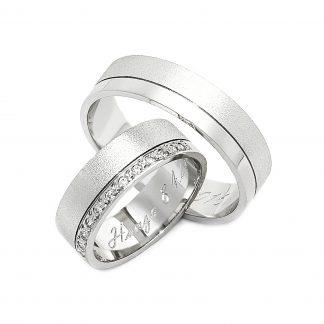 Snubní prsteny vzor 137