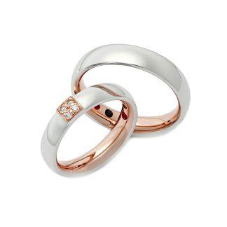 Snubní prsteny vzor 141