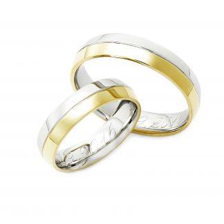 Snubní prsteny vzor 153