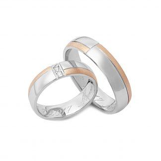 Snubní prsteny vzor 158
