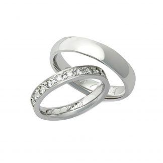 Snubní prsteny vzor 160