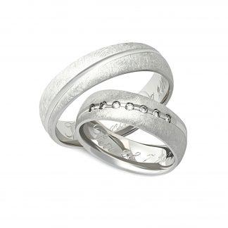 Snubní prsteny vzor 161