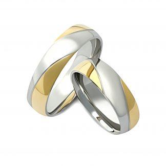 Snubní prsteny vzor 162