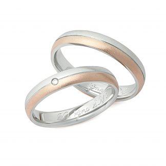 Snubní prsteny vzor 163