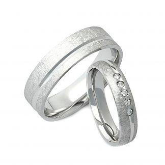 Snubní prsteny vzor 164