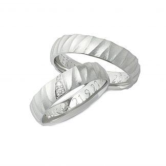 Snubní prsteny vzor 169