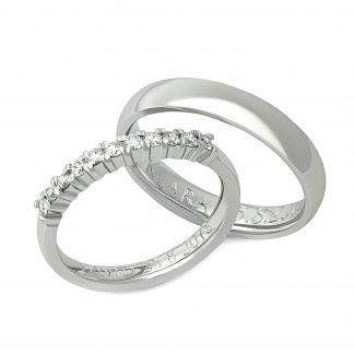 Snubní prsteny vzor 170