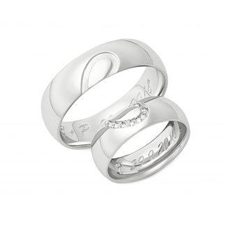 Snubní prsteny vzor 171