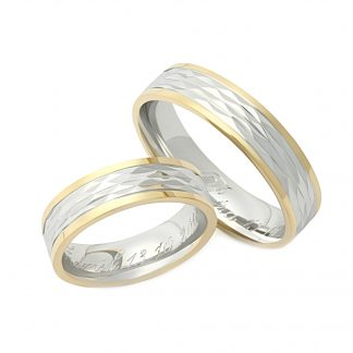 Snubní prsteny vzor 172