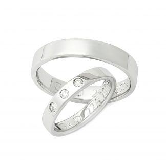 Snubní prsteny vzor 173