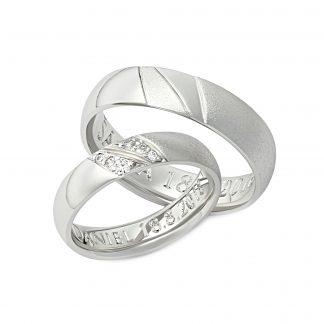 Snubní prsteny vzor 175