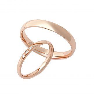 Snubní prsteny vzor 176