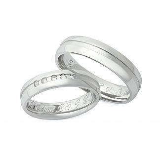 Snubní prsteny vzor 178