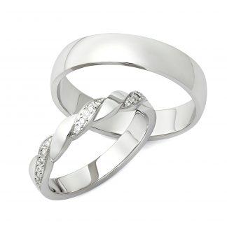 Snubní prsteny vzor 179