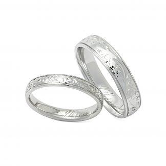 Snubní prsteny vzor 180