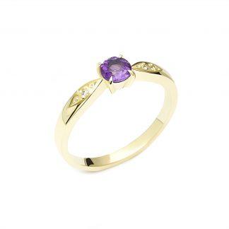 Zásnubní prsten vzor 25