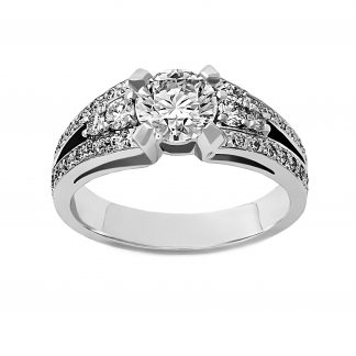 Zásnubní prsten vzor 32