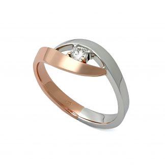 Zásnubní prsten vzor 34