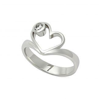 Zásnubní prsten vzor 50