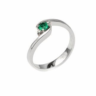 Zásnubní prsten vzor 61