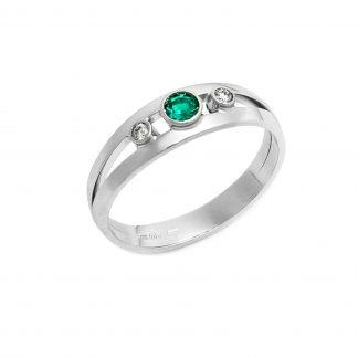 Zásnubní prsten vzor 62