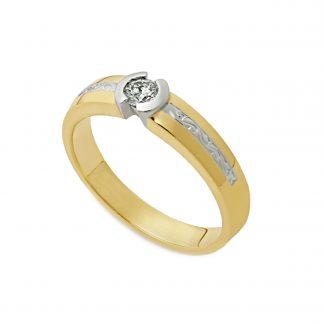 Zásnubní prsten vzor 66