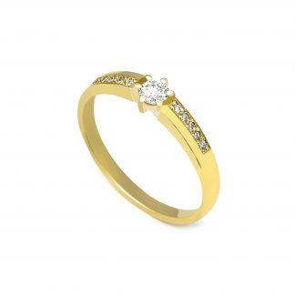 Zásnubní prsten vzor 82