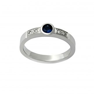 Zásnubní prsten vzor 84