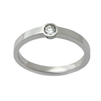 Zásnubní prsten vzor 86